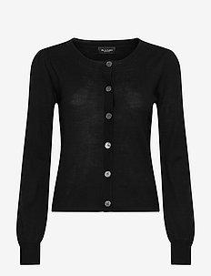 Fellini - Isamu - cardigans - black