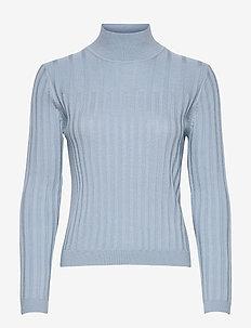 Fellini F - Kilani - turtlenecks - pale blue