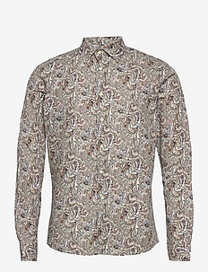 8778 - Iver 2 - casual skjortor - pattern