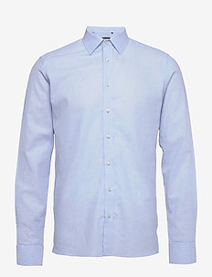 8800 - Iver 2 Soft - basic skjortor - light blue