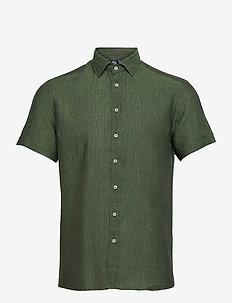8823 - Iver C ST Trim - basic overhemden - green