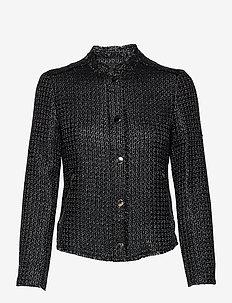 6655 - Ross - blazers - black