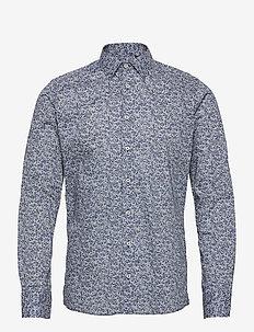 8791 - Iver 2 - casual skjortor - medium blue