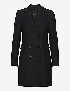 3596 - Keiko Dress - manteaux legères - black