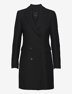 3596 - Keiko Dress - dunne jassen - black