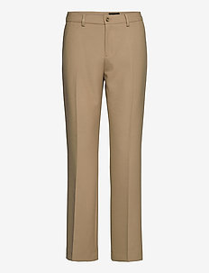 3596 - Dori A Flared - pantalons droits - light camel