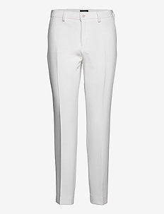 3596 - Dori A - pantalons droits - optical white
