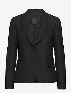 3596 - Remi - tailored blazers - black