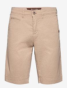 2567 - Dolan Short - chino's shorts - light camel