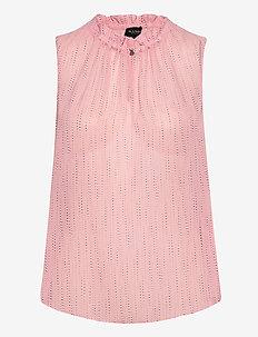 3438 - Raya F - blouses zonder mouwen - soft pink