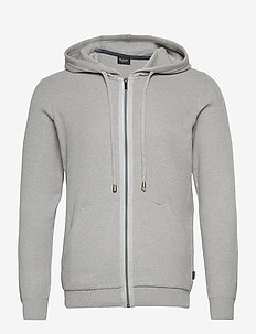 5488 - Hoodie Ingram - basic sweatshirts - grey