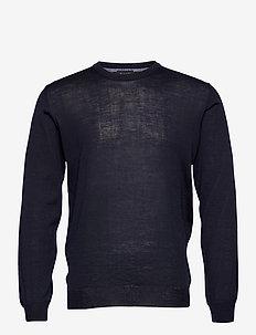 Cool Wool - Iq - basic strik - dark blue/navy