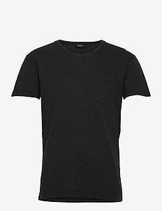 4829 - Brady - basic t-shirts - black