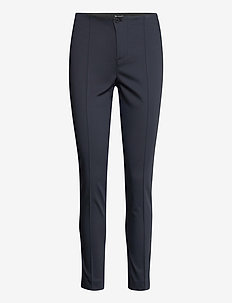 Suede Touch WF - Arella - pantalons slim fit - navy
