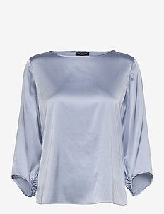 3176 - Nova - blouses met lange mouwen - light blue