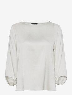 3176 - Nova - blouses à manches longues - off white