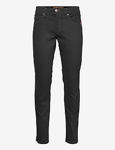 "Suede Touch - Burton NS 32"" - regular jeans - black"