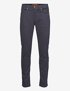 "Suede Touch - Burton NS 32"" - regular jeans - dark blue/navy"