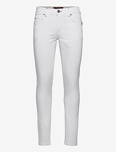"Suede Touch - Burton NS 32"" - regular jeans - optical white"