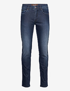 "S Stretch H - Burton NS 32"" - regular jeans - pattern"