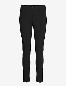 0624 - Arella - pantalons slim fit - black
