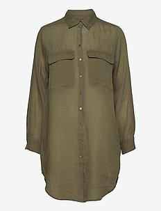 8851 - Nami Long CB - tunieken - army green