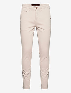 Cashmere Touch - Dolan Slim - regular jeans - light camel
