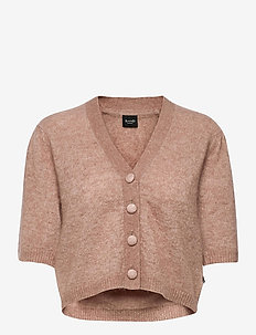 5066 - Buffy - cardigans - light camel