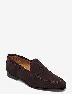 Footwear MW - F359 - loafers - dark brown