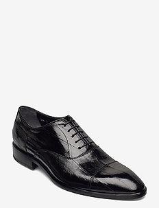 Footwear MW - F367 - snörskor - black