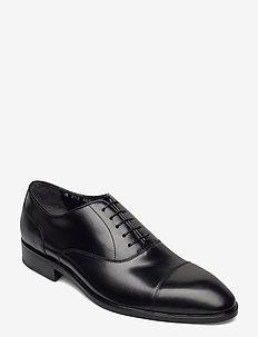 Footwear MW - F368 - snøresko - black