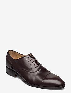 Footwear MW - F368 - snøresko - dark brown