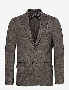 6672 - Star Easy Normal - single breasted blazers - medium grey