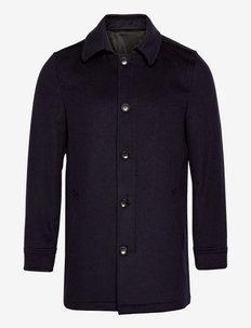 Cashmere Coat - Blair - kurtki zimowe - medium blue