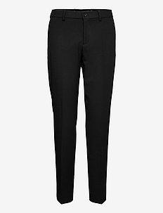 3596 - Dori A - slim fit broeken - black