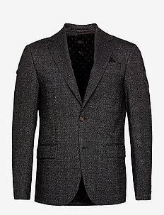 6284 - Star Napoli Normal - blazers à boutonnage simple - black