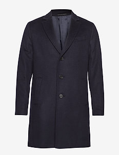 Cashmere Coat - Sultan Relax - MEDIUM BLUE