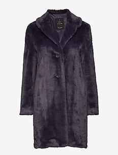 Fake Mink Fur - Notori - TWILIGHT BLUE