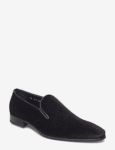 Footwear MW - F323 - DARK BROWN