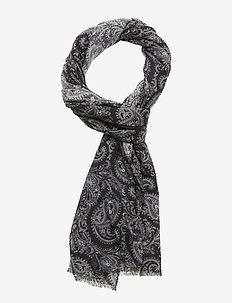 Scarves - S227 42x170cm - BLACK