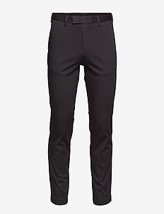 Suede Touch T - Paul SS Normal - BLACK