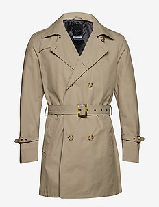 Techno Cotton - Trench B - LIGHT CAMEL