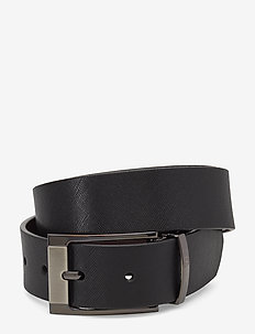 Belt Reversible - 9259 - 35mm - BLACK/DARK BROWN