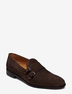 Footwear MW - F336 - DARK BROWN