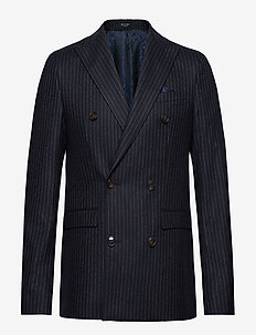 1654 - Ringo DB Normal - double breasted blazers - dark blue/navy