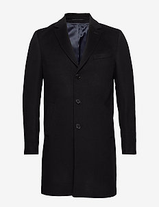 Cashmere Coat - Sultan Relax - BLACK
