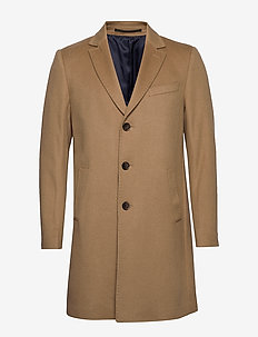 Cashmere Coat - Sultan Relax - LIGHT CAMEL