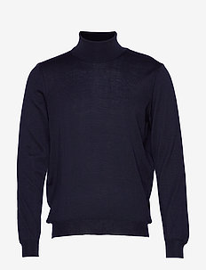 Merino Embr. - Id - DARK BLUE/NAVY