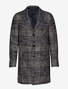 7404 - Retro Coat - PATTERN