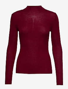 Fellini Rib - Eleri Top - RED